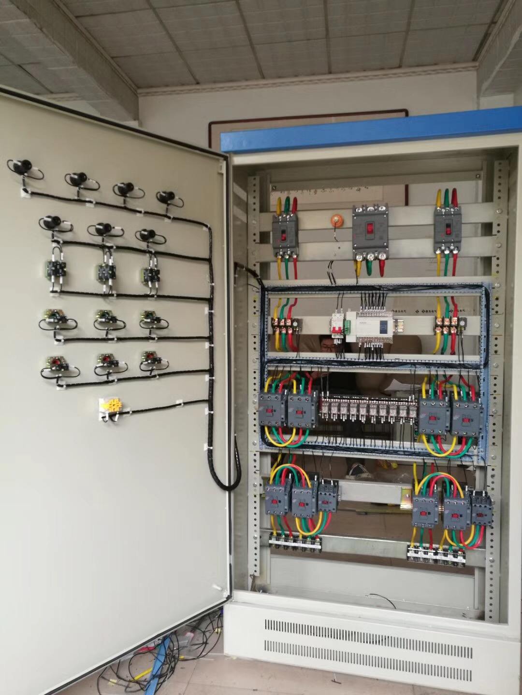 plc控制柜组件安装注意点