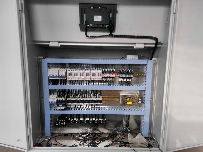 PLC变频控制柜如何进行调节
