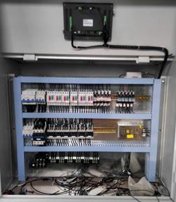 PLC智能控制柜的构造与特点