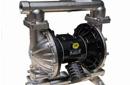 气动隔膜泵配气阀工作原理