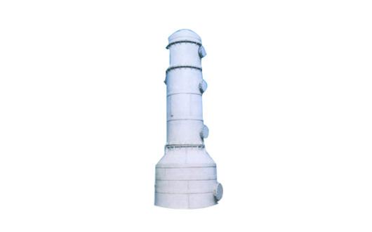 聚丙烯废弃吸收塔的优点及保养方法
