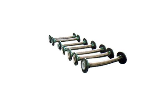 耐压型带网套波纹软管
