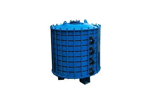 搪玻璃蝶片式冷凝器的特点和使用