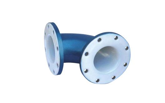 了解钢衬四氟管道断面能与水接触吗?