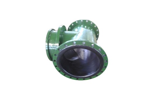 钢衬塑管件四通的主要特点是什么