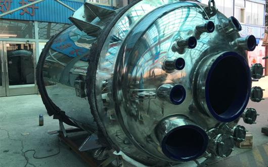 关于搪玻璃开式反应釜的三种常见损害