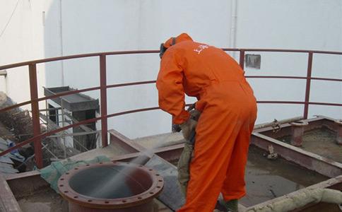 聚脲防腐施工在管道表面的应用