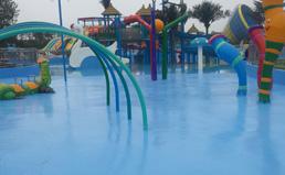 游泳池选择聚脲防水防滑施工方案理由