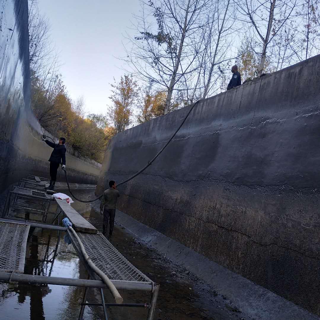 聚脲材料在水利工程上的使用