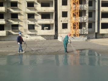 建筑节能领域聚脲喷涂设备外墙保温的优势