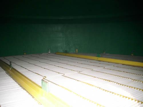 平板式除雾器安装简图