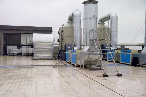 烟气脱硫设备的使用分析