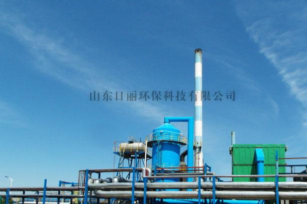 山东齐成石化燃煤锅炉脱硫装置
