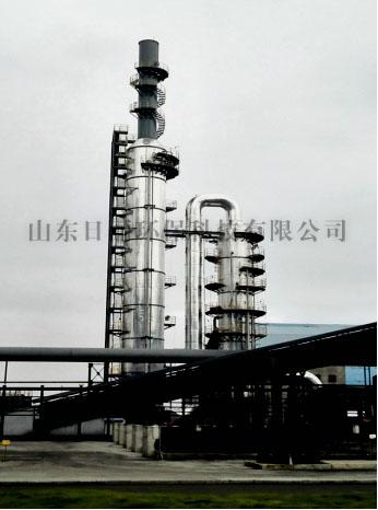 新昌南焦化55万吨焦炉气余热利用、脱硫、脱硝一体化装置