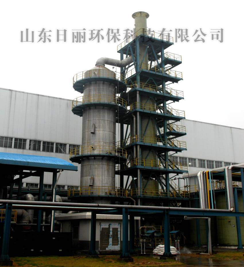 中石化岳阳长岭基地催化剂煅烧炉脱硝