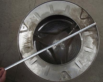 洗衣机滚筒中号产品图片