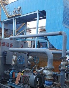 内蒙(联邦制药)锅炉化学清洗