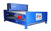 山东烨凯磁电:氧化铝赤泥专业湿式磁选机
