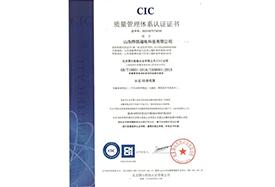 自动除铁器质量管理体系认证