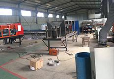自动除铁器厂房